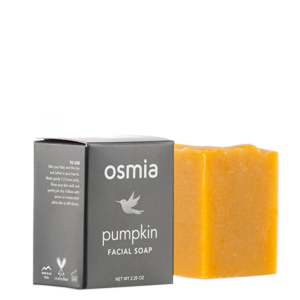 the detox market, the green beauty expert, clean beauty, green beauty, detox your beauty, detox your skin, non-toxic, ingredient spotlight, pumpkin, enzymes, natural skincare, osmia, organic skincare, pumpkin facial soap, face soap